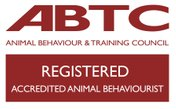 Registered Accredited  Animal Behaviourist